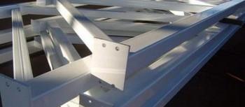 Изготовление и производство металлоконструкций
