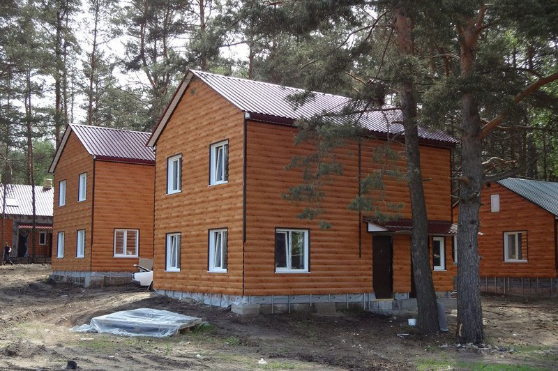 Каркасные дома в Курске
