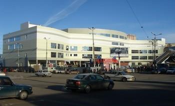 Строительство торгово-офисного центра «Олимпийский»